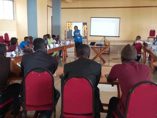 WFP Training
