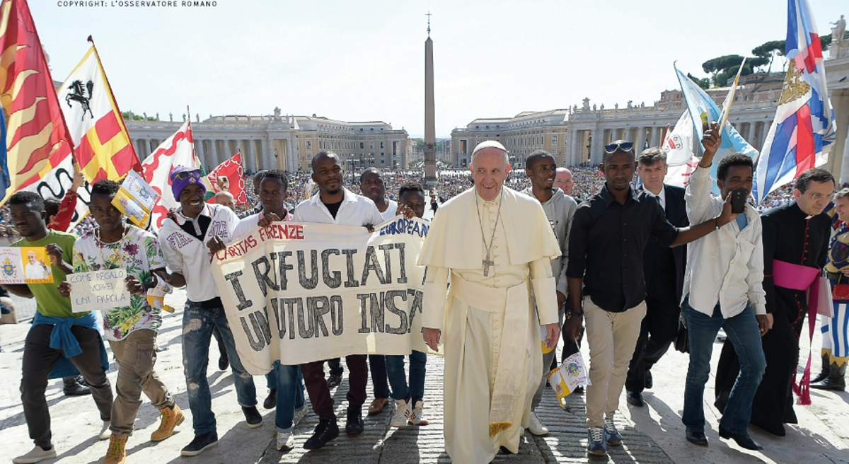 Caritas Welcomes Pope Francis to Africa and Cameroon